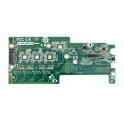 Rozširujúci Flex I/O Module 98910770400 pre radu MIC-7***, NVMe M.2 2280 M-key