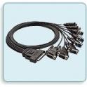 Kábel CBL-M68M9x8-100 SCSI VHDCI 68/8xDB9M 100cm (Opt8D+)