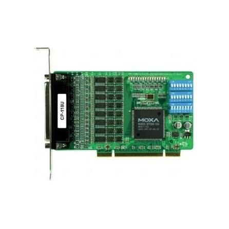 Komunikačná karta CP-138U-I PCI/PCI-X 8xRS422/485 DB78 F 15kV ESD 2kV opt. izolácia