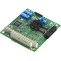 Komunikačná karta CA-132I-T PC/104, 2xRS422/485, 15kV ESD, 2kV opt.izol., -40~85°C
