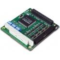 Komunikačná karta CB-114 PC/104-plus, 4xRS232/422/485, 16kV ESD -40až+85°C
