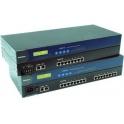Terminálový server CN2510-16-48V 16xRS232 8pRJ45 1xLAN 48Vdc