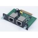 Rozširujúci modul LAN NM-TX02 2xLAN 100BaseTx RJ-45 pre NPort 6450 a 6650