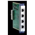 Modul CM-600-4TX pre system EDS-600, 4x10/100Tx, RJ45