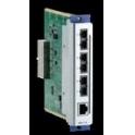 Modul CM-600-3SSC/1TX pre system EDS-600, 3x100Fx singlemode SC, 1x10/100Tx RJ45
