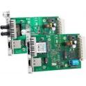 Zásuvný prevodník CSM-200-1218 10/100Tx RJ45 na singlemode 100Fx SC, pre NRack System  TRC-190, 0 až 60°C