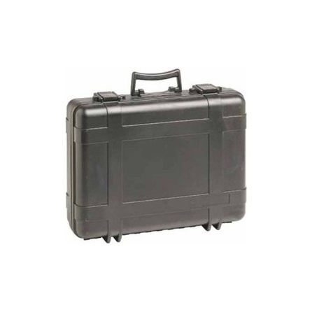 Vodotesný kufor Underwater Kinetic Waterproof Case 518, rozmer (ŠxVxH) 452x325x130/ 470x368x152, čierny, s penou