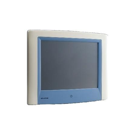 """Medicínske panelové PC POC-127-166-ATE 12.1"""" Intel Aton N450 1,66GHz odporová dot.obr. 2xC"""