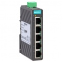 Switch EDS-205, 5x10/100Tx RJ45, -10 až 60°C