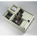 Skrinka na stenu a na stôl pre ATX MB IPC-7220 bez zdroja, biela so SMART Control Board
