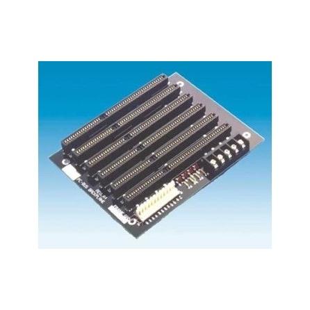 Pasívna zbernica PCA-6106-0B2E 6xISA