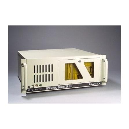 """Skrinka do 19"""" 4U pre ATX MB IPC-510MB-00X bez zdroja šedá"""