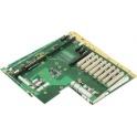 Pasívna zbernica PCE-5B13-08A1E PCIe 1x16 a 3x1 8xPCI 1xPICMG 1.3